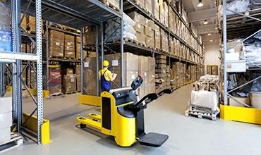 Entrepôt - Logistique