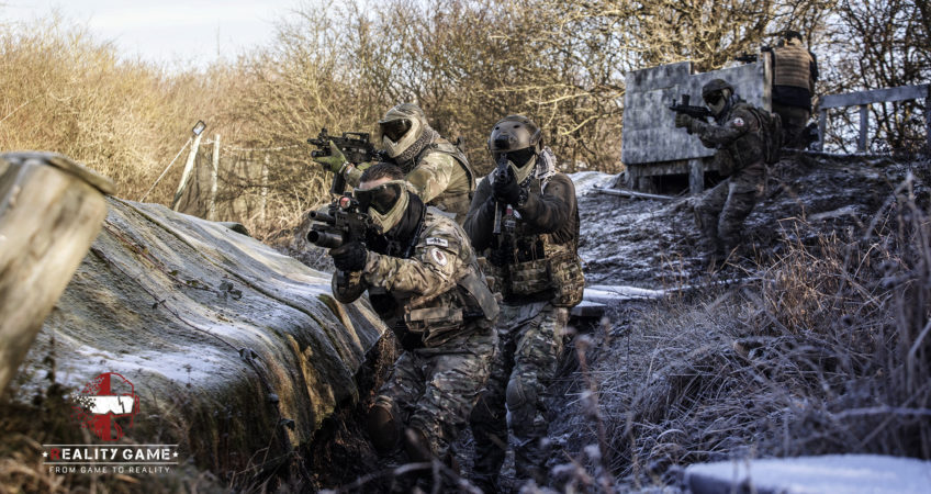 Paintball universel - Paintball