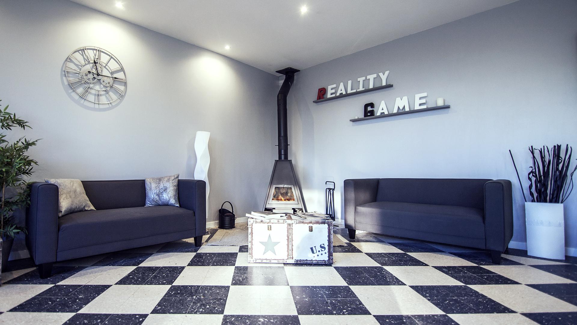 Services de design d'intérieur - Salon