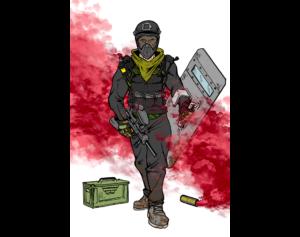 Personnage - Dessin animé