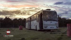Autobus - Voiture compacte