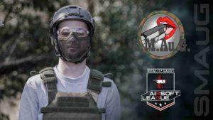Équipement de protection dans le football de gril - Airsoft