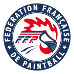 Logo Fédération française de paintball