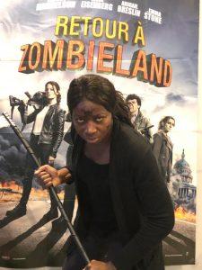 Emma Stone - Zombieland: double pression