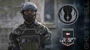 Police militaire - Paintball