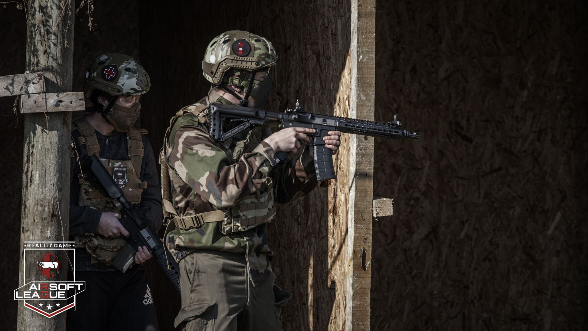 Airsoft - Buteur