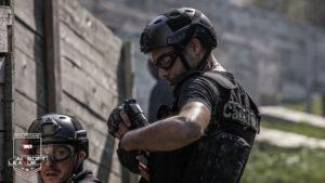 Casque de vélo - Équipement de protection dans le football de gril