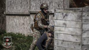 Reconnaissance - Camouflage militaire