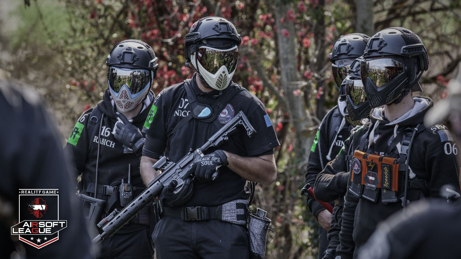 Paintball - Casque