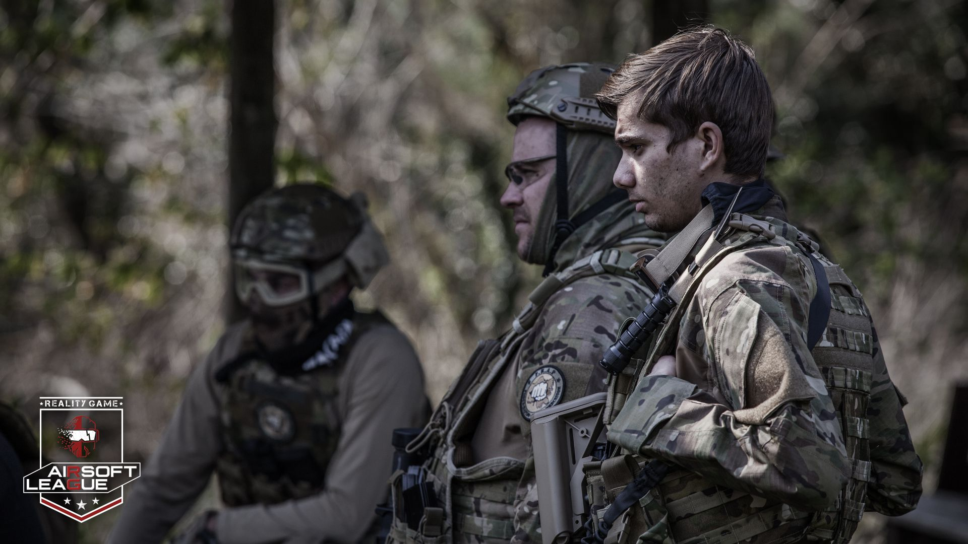 Paintball - Troupe