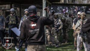 Police militaire - Mercenaire
