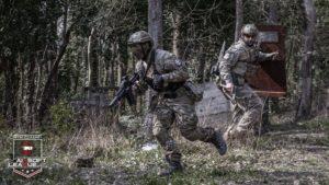 Infanterie - Reconnaissance