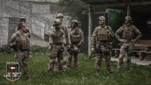 Infanterie - Camouflage militaire