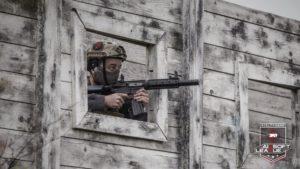 Buteur - Infanterie