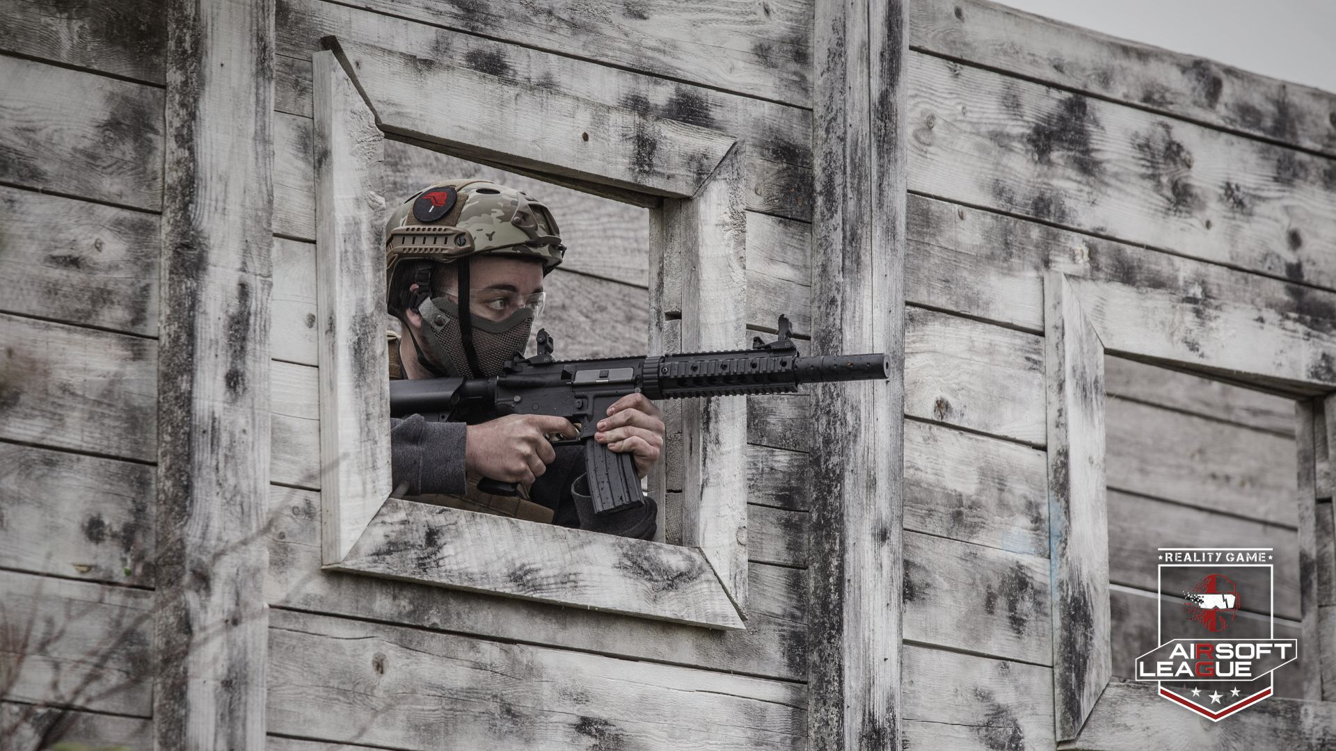 Buteur - Airsoft