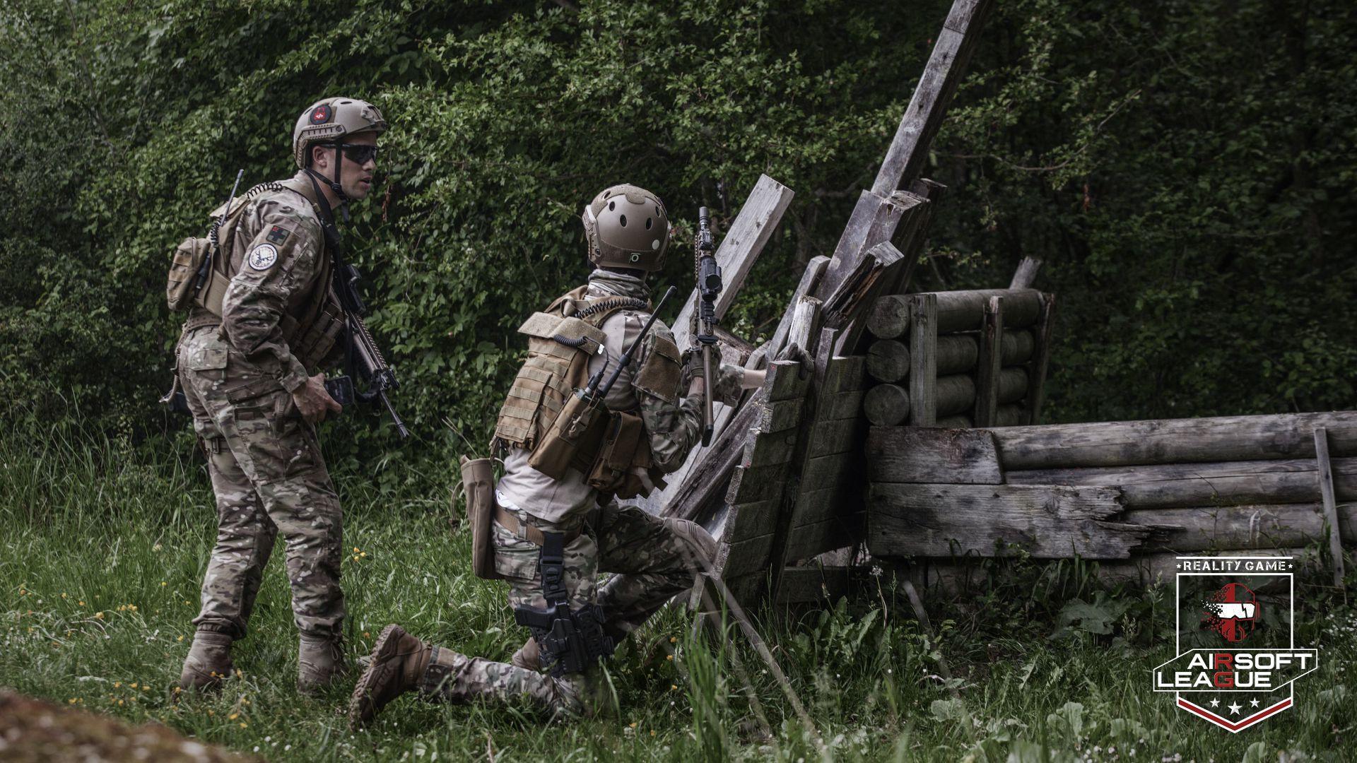 Infanterie - Marines