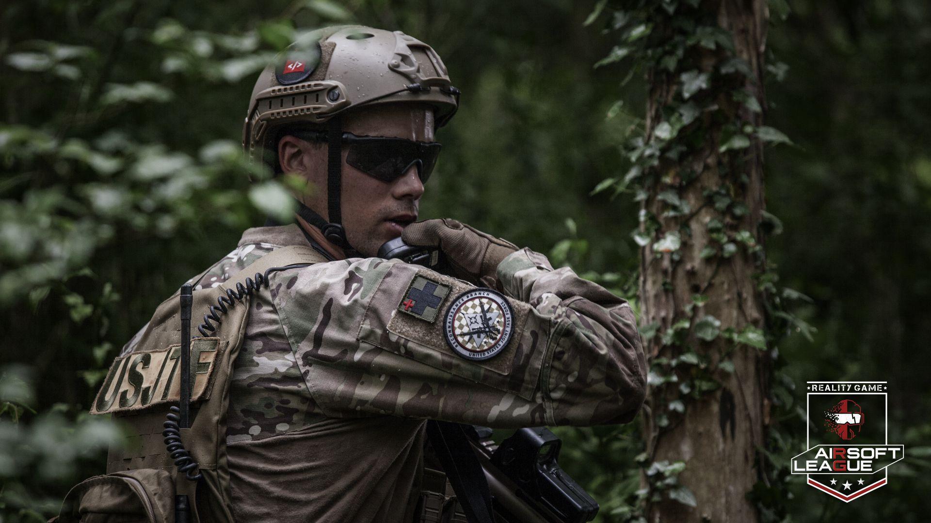 Police militaire - Soldat