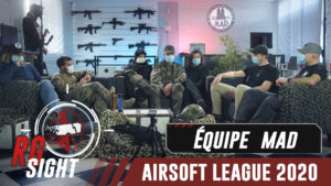 vignette mad league airsoft
